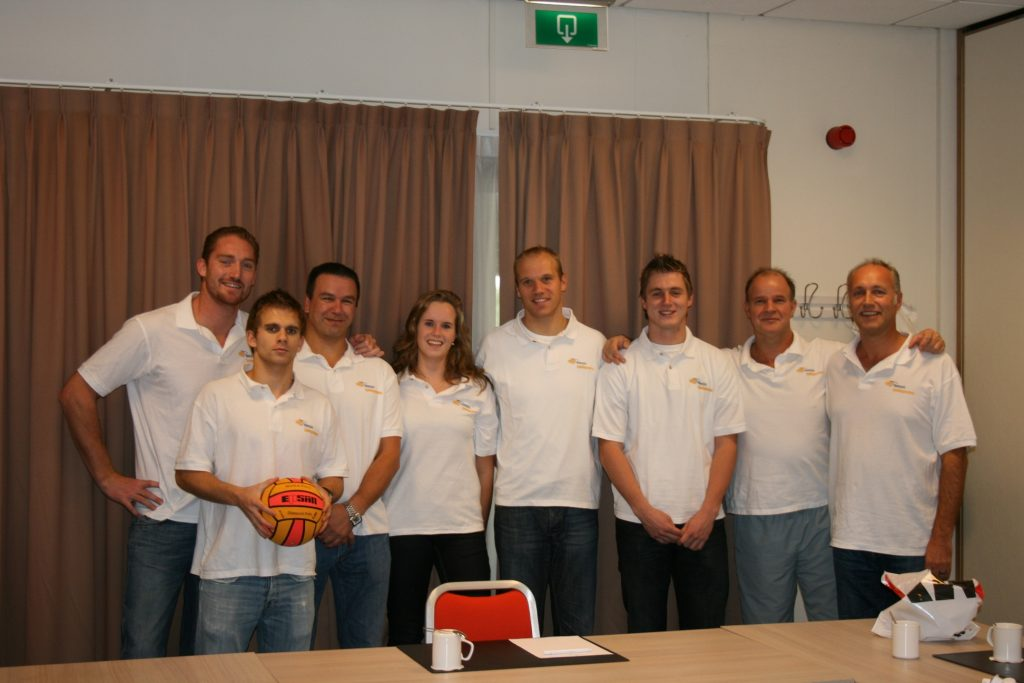 WOC team 2009